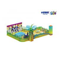 Wholesale Preschool Indoor Baby Play Equipment , Kids Play Area Equipment For Teaching from china suppliers