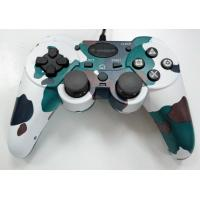 Quality Digital / Analog Dual Shock PC Joystick Controller With Turbo Fire Button for sale