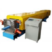 Wholesale Galvanized Downspout Roll Forming Machine , Steel Stud Roll Forming Machine from china suppliers