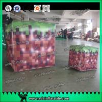 Wholesale Inflatable Advertising Balloons / Inflatable Red Cube ball / Inflatable Square Helium With from china suppliers