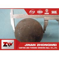 Wholesale 58-64 HRC Grinding Media Balls for metal mine , power station , cement plant from china suppliers