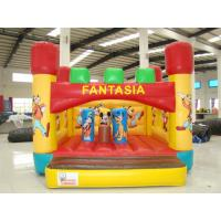 Wholesale Mini Kids Inflatable Castle Bouncer Stable Every Connection With Double Sewing from china suppliers