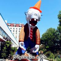 Wholesale 5m Height Decorative Large Inflatable Zombie for Halloween and Events from china suppliers