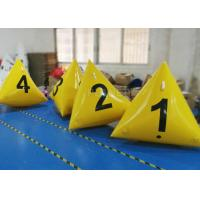 Wholesale Advertising Waterproof Inflatable Marker Buoy Yellow Color 2 Years Warranty from china suppliers