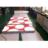 Wholesale High Definition Indoor Full Color SMD P6 LED Dance Floors Tile Display from china suppliers