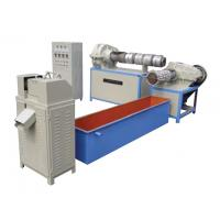 Buy cheap 80 R/Min Rotation Speed PP Woven Bag Production Line Recycling Granulator from wholesalers