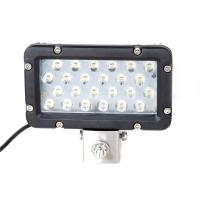 Super Bright 24W 8 Inch Waterproof Aluminum Boat Led Work Light Marine Yacht Work Light