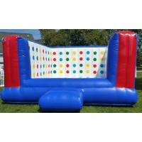 Wholesale Customized Big Outdoor Kids Inflatable Twister Game For Funny from china suppliers