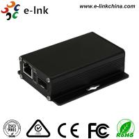 Wholesale Entry-level Industrial 10 / 100/1000Base-TX to 1000Base-FX SFP Ethernet Media Converter from china suppliers