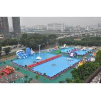 Wholesale Square Metal Frame Pool from china suppliers