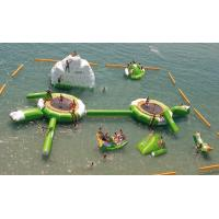 Wholesale Commercial Inflatable Water Park For lake from china suppliers