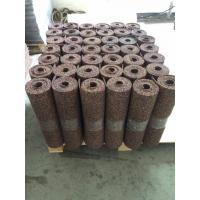 Wholesale ECO Friendly Rubber Flooring Rolls , Oxidation - Resistant Rubber Mat Roll from china suppliers