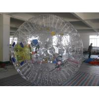 Wholesale Customed 0.9mm PVC Inflatable Zorb / Hamster Ball YHZB 008 from china suppliers