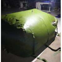 Wholesale Durable 3m3 Fuel Storage Tanks Folded TPU Coated Inflatable Fuel Tank from china suppliers