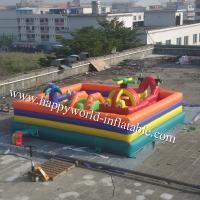 Quality inflatable obstacle course for sale , obstacle course equipment , obstacle for sale