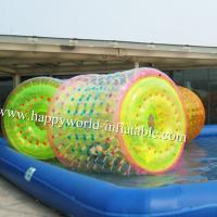Wholesale inflatable water roller , inflatable roller , water roller ball from china suppliers