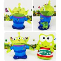 China Two color pringting custom inflatable toys for kids , frog inflatable novelty toys on sale