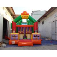 Wholesale West Cowboy Inflatable Obstacle Course For sale from china suppliers