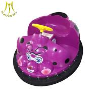 Wholesale Hansel  children battery operated bumper cars go karts for amusement park from china suppliers
