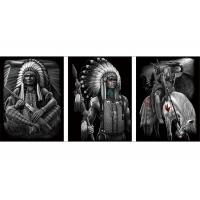 Wholesale American Indiana Design 3D Lenticular Printing Customized Size SGS from china suppliers