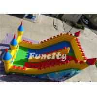 Wholesale Customized PVC Tarpaulin Inflatable Dry Slide for Climbing EN14960 from china suppliers