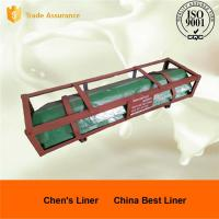Wholesale White Metal Casting Cr18 Car Block Hopper Liner Hardness More than HRC58 from china suppliers