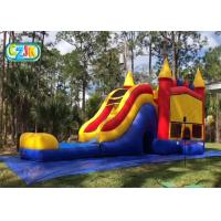Wholesale Shopping Mall Blow Up Water Bounce House Customized Design SGS Certification from china suppliers