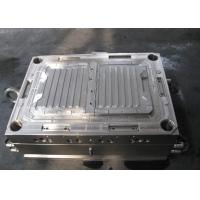 Cold Runner Plastic Injection Mould Making PP Box 2 Cavity P20 Stell
