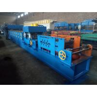 Wholesale GI Highway Fence Plate Roll Forming Machine GCR15 2 /3 Waves 2 Inch Chain Transmission from china suppliers