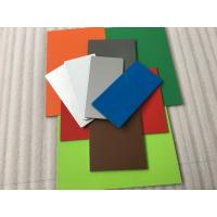 Wholesale Pearl Red PVDF Paint Aluminium Composite Sheet With Weather Resistance from china suppliers