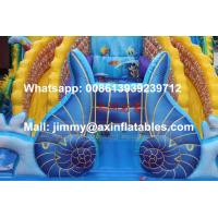 Factory Price Customized Dragon Theme Large Outdoor Commercial Inflatable Bouncer Castle For Kids