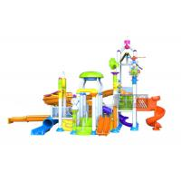 Wholesale Splash Pad Water Playground Equipment / Indoor Water Park Equipment from china suppliers