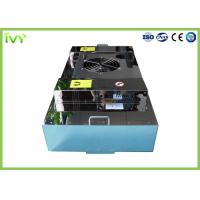 Wholesale European Standard Fan Filter Unit Lower Vibration 220V 50 / 60 Hz In Dust Free Room from china suppliers