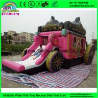 China Module commercial inflatable bouncer with prices,inflatable bouncy castle with pool,inflatable jumping castle on sale