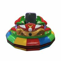 Wholesale Custom Made Amusement Park Bumper Cars For Children Play Single Player from china suppliers