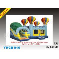 Wholesale Vinyl Waterproof Commercial Inflatable Combo Bouncers House YHCB-016 for Kids from china suppliers