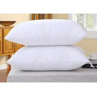 Wholesale Soft Goose Feather Hotel Collection Pillows , Hotel Collection Down Alternative Pillows from china suppliers