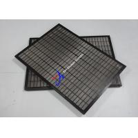 Wholesale FS MB Composite Shale Shaker Screen for FSI Shale Shaker Long Work Life from china suppliers