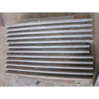 Wholesale Mine Mill Ni-hard Liners Of Wear Liners Conforming 2027Ni-Cr4-600D from china suppliers