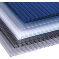 Wholesale Waterproof Eco Friendly greenhouse twin wall polycarbonate sheet 4mm 8mm 10mm from china suppliers