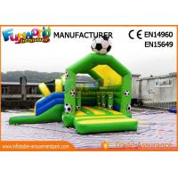 Wholesale Customized Inflatable Game Bounce House Commercial / Inflatable Castle from china suppliers