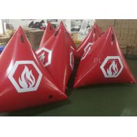 Wholesale Custom Inflatable Marker Buoy Water Play Equipment EN71 EN14960 from china suppliers