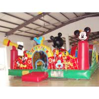 Wholesale Mickey Park Inflatable Playground from china suppliers