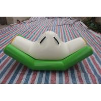 Wholesale Interesting Airtight Inflatable Water Games Seesaw Water Park  Size 3x1.2m from china suppliers