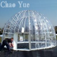 Wholesale Transparent Customized Inflatable Party Tent, Durable Bubble Tent Marquee (CY-M2733) from china suppliers