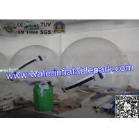 Wholesale Exciting Commercial Inflatable Ball For Walking On Water , Human Inflatable Water Ball from china suppliers