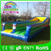 Wholesale Inflatable obstacle course inflatable running bungee run sport bungee run for sale from china suppliers