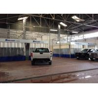 Wholesale Vehicle Polishing Paint Prep Station Spray Booth Energy Saving CE TUV Certification from china suppliers