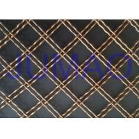 Wholesale Double Wire Decorative Wire Mesh Cabinet Doors High Transparency Wire Mesh from china suppliers