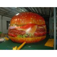 Inflatable giant advertising hamburge / inflatable product replica / giant promotion inflatables